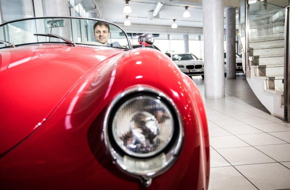 Silver Havamaa roolis seni ainult kasutatud autosid vahendanud Moneklar OÜ ka uute autode müügi turule.