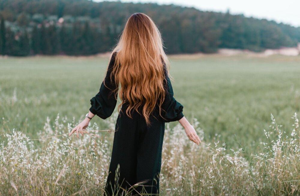 Üheksa toitu, mis panevad su juuksed kiiremini kasvama — päriselt!