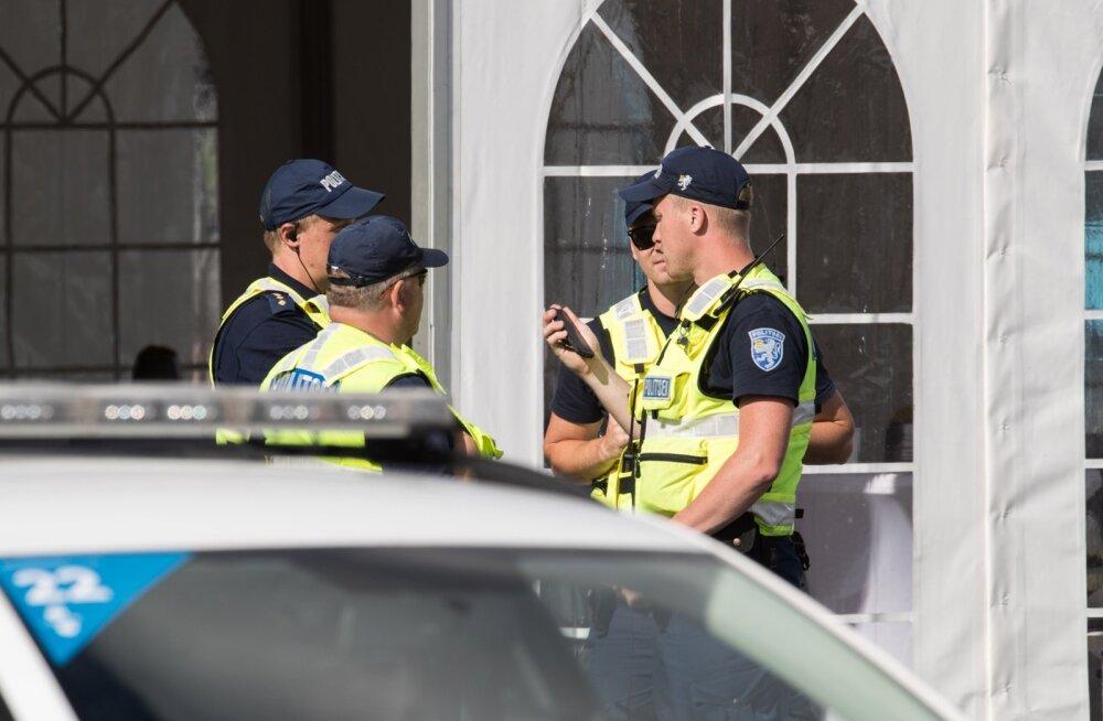 Из-за визита Пенса полиция будет чаще проверять документы и транспортные средства