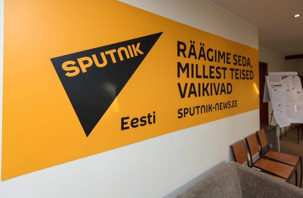Läti julgeolekupolitsei viis Vene propagandakanali Sputnik kohaliku peatoimetaja 12 tunniks vestlusele