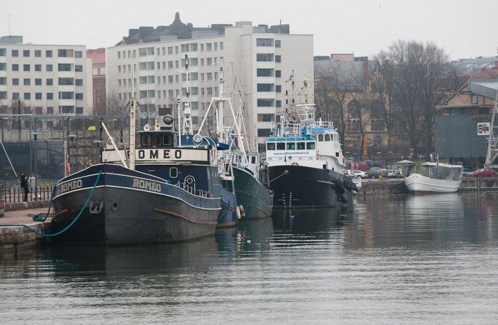 Эстонский капитан задержанного в Калининграде судна вернулся домой