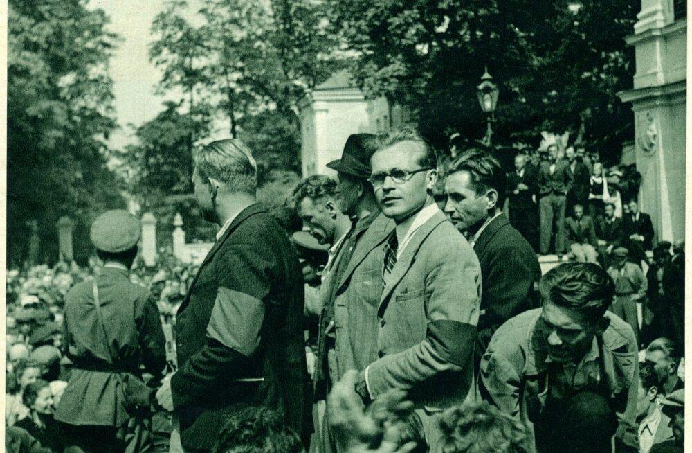 KATKEND RAAMATUST | Tallinn Teises maailmasõjas. Okupatsioonivägede saabumine 17. juunil 1940, 2. osa