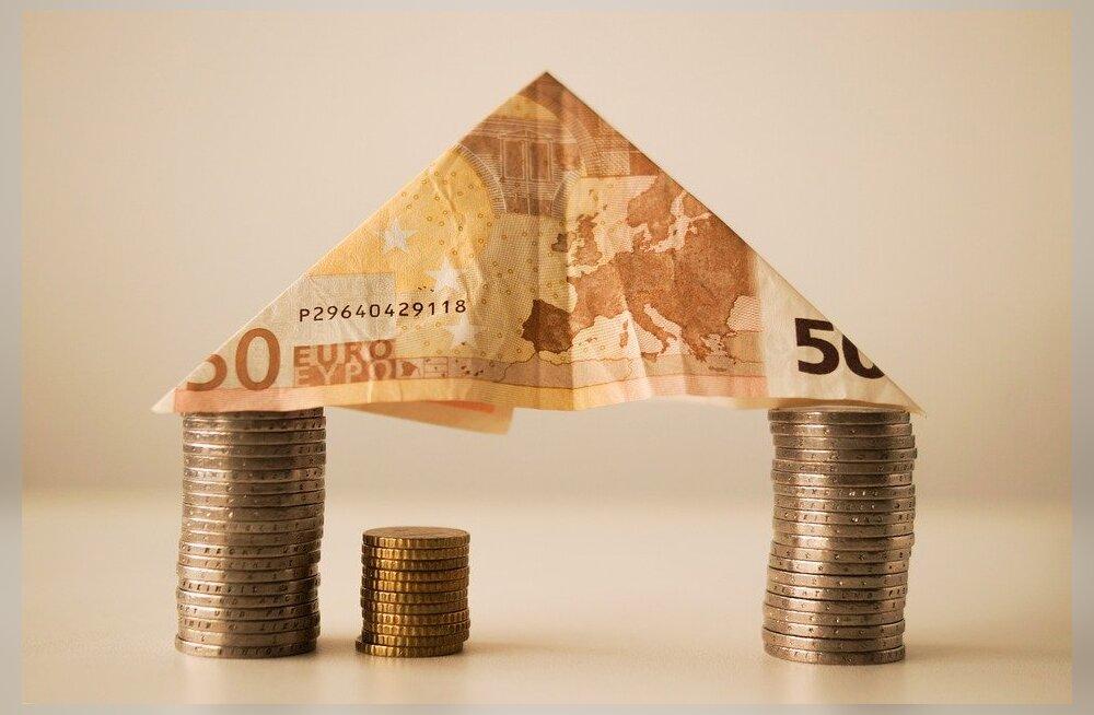 Pane oma raha tagatud kinnisvaralaenudesse investeerides kasvama