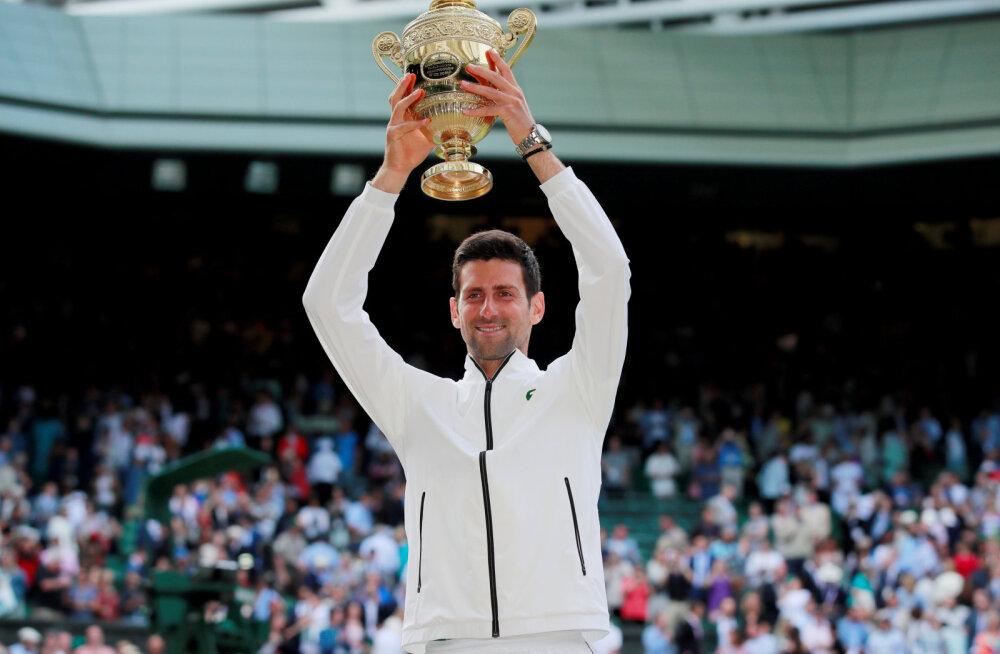 Vaktsiinivastane Novak Djokovic seisab dilemma ees: ma ei taha, et keegi sunniks mind seda tegema