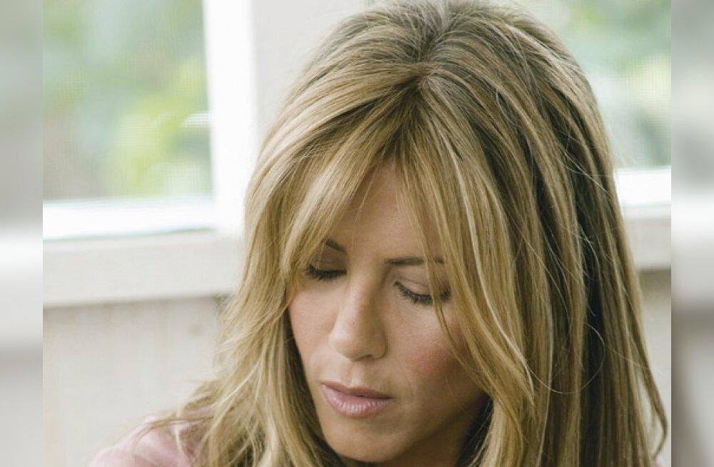 Jennifer Aniston: «Täiuslikku suhet pole olemas.»