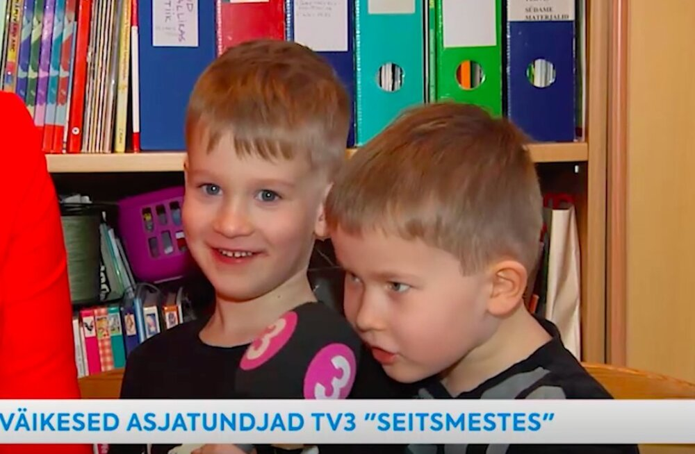 TV3 VIDEO | Naera puruks! Väikesed meelelahutajad teevad selgeks, kas ja kus suitsupääsukesed olemas on
