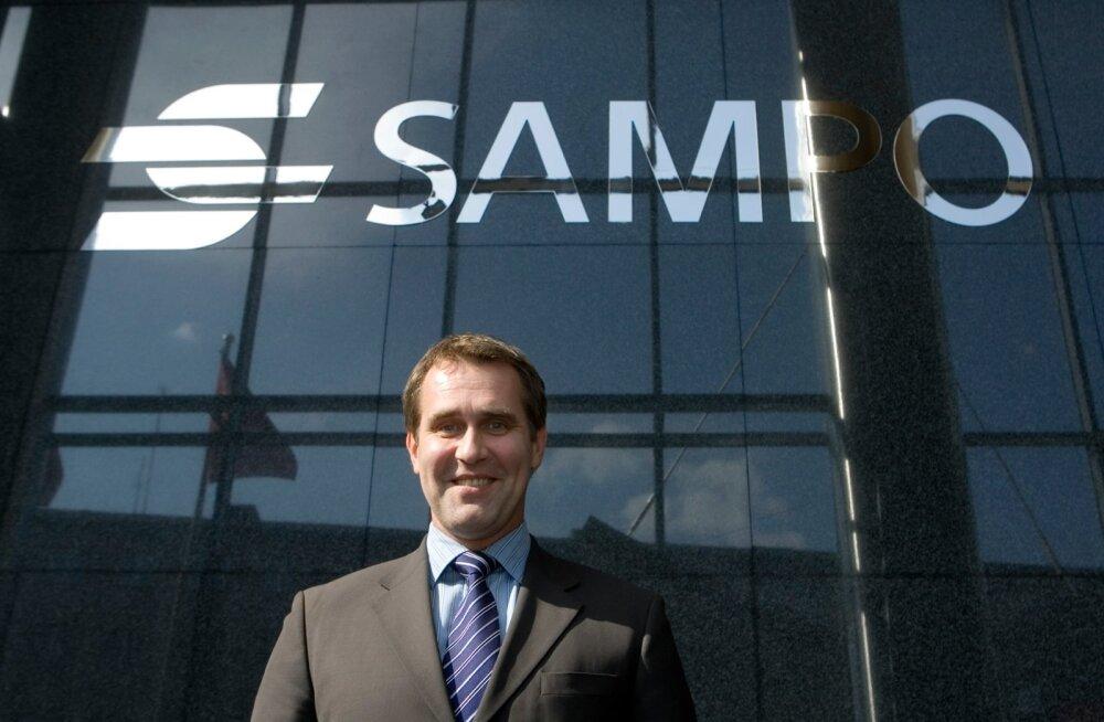Aivar Rehe oli Sampo panga juht ajal, mil see läks Danske alla.