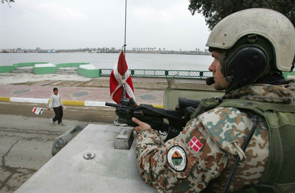 Ajaleht: Taani saadab Eestisse 150 sõdurit