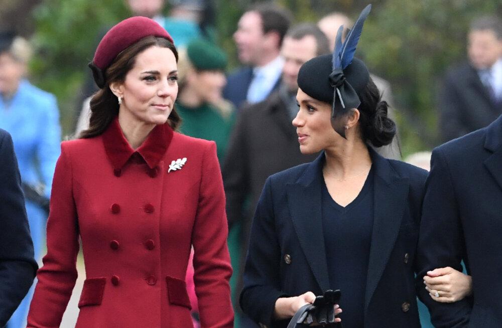 Cambridge'i hertsoginna veatu stiil: kes on selle taga tegelikult?