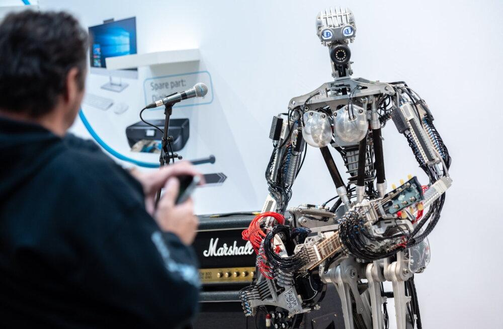 Kohtunikud saavad robotabilised: riik otsib võimalusi kohtusüsteemis tehisintellekti rakendamiseks