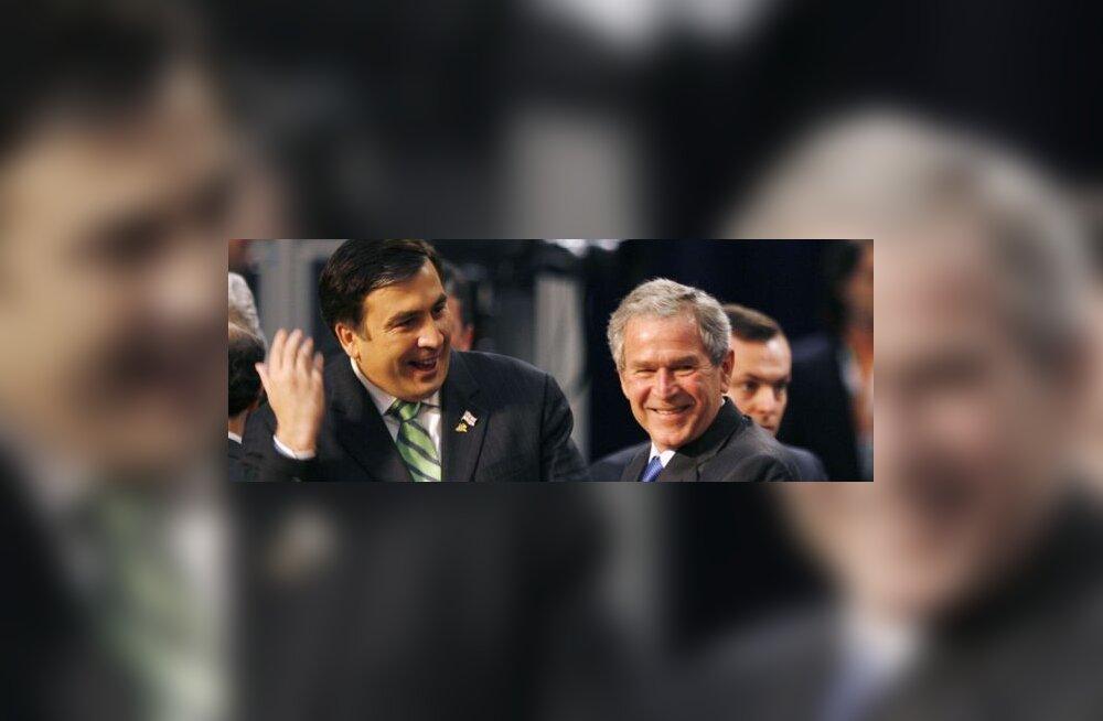 Подписание хартии о сотрудничестве США с Грузией откладывается