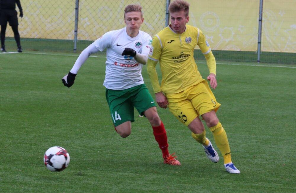 FC Kuressaare - FC Elva
