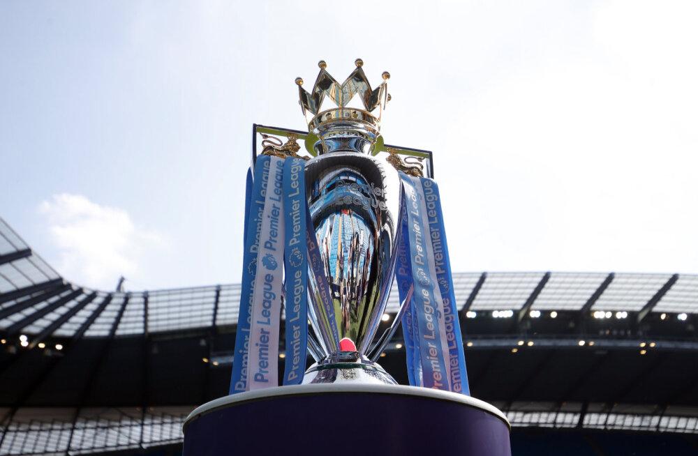 Premier League'i mängud võivad valitsuse loal jätkuda juulis kinniste uste taga