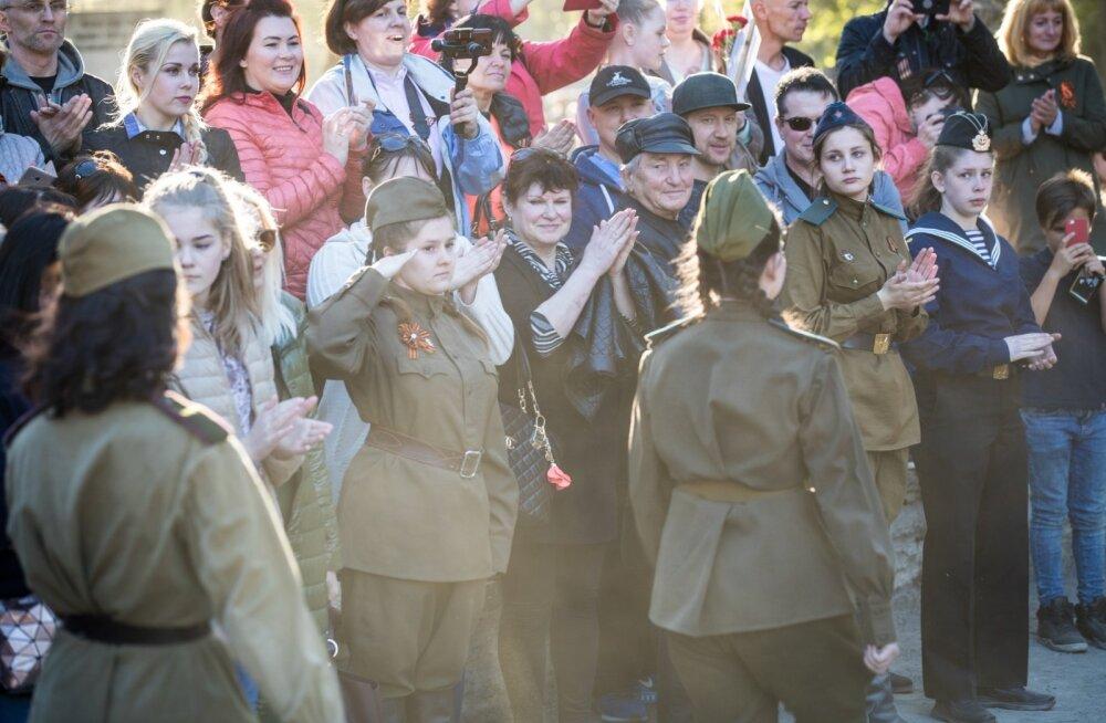 Läti seim toetas Natsi-Saksa ja Nõukogude vormiriietuse keelamist avalikel üritustel