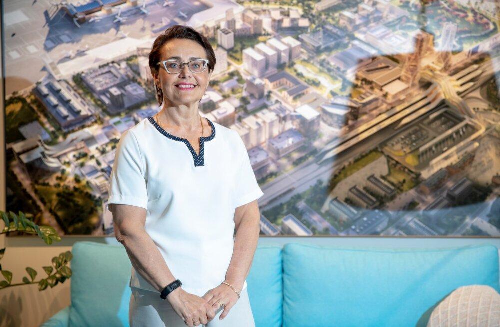 AS-i Mainor juht Kadi Pärnits ütleb, et arutu tarbimine ei ole lahendus. Muutused toovad uusi võimalusi, lisateenistust.