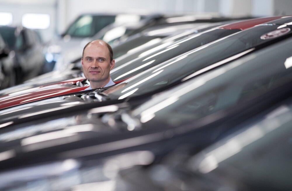 Viking Motorsi müügikonsultant Tanel Veeleid nendib, et 600-eurosest kaubikust ei saagi midagi mõistlikku oodata.