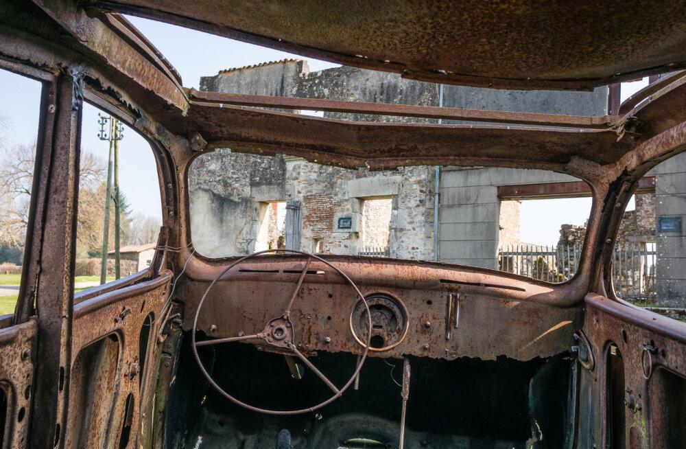FOTOD | Põnev! Pripyat pole ainus kummituslinn maailmas, vaid sarnaseid kohti on teisigi ja turistidel on lubatud neid külastada