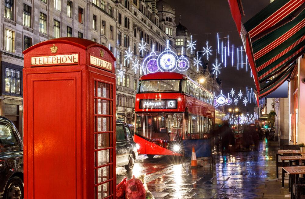 FOTOD | Jõulud ei ole enam kaugel! 8 parimat kohta üle maailma, kus jõulutulekesi imetleda