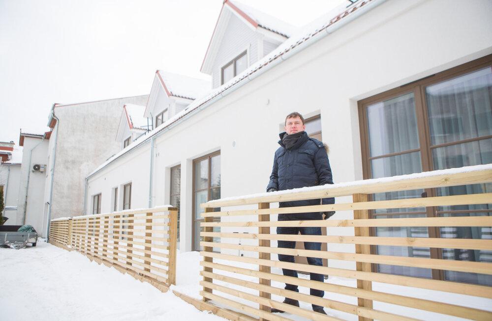 MEIE MAA | Uued korterid lähevad loosi juba enne valmimist