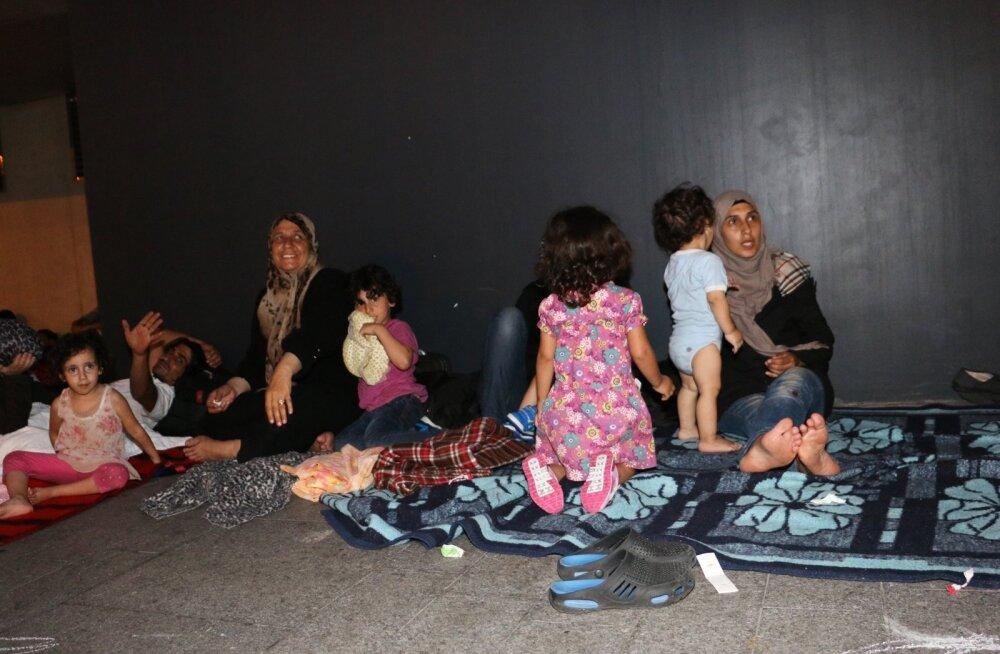 Euroopa Liidu siseministrid kutsuti migratsioonikriisialasele erakorralisele kohtumisele