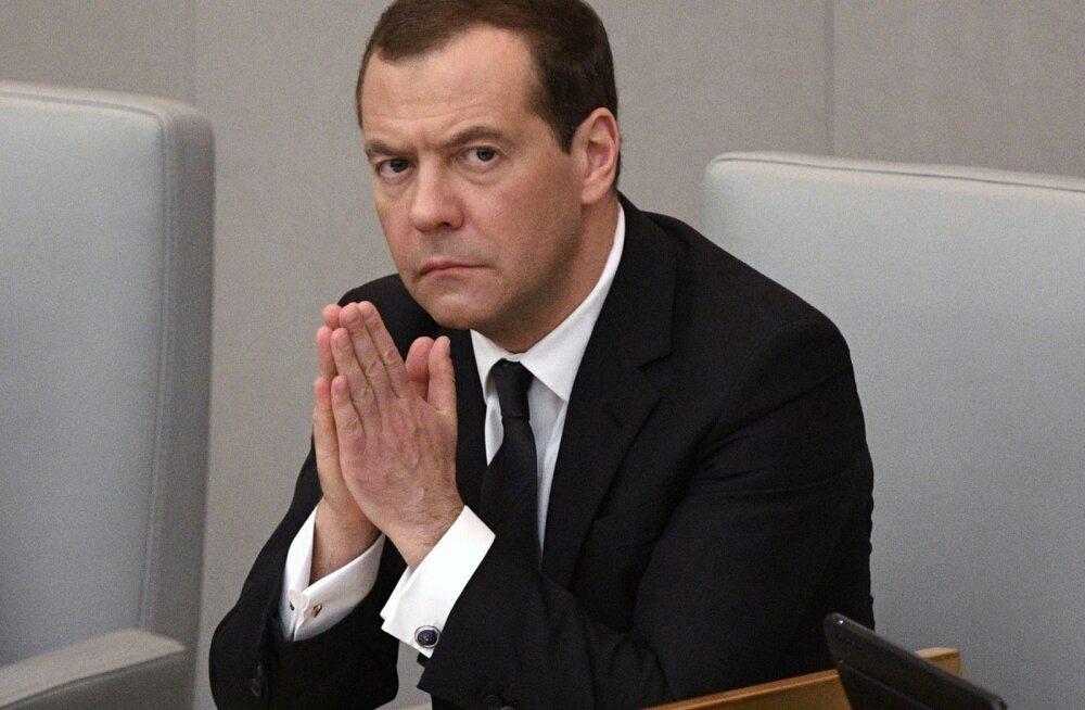 Dmitri Medvedev
