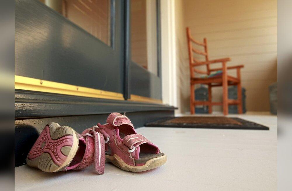 8da495cc49f Viissada turvakodude last saavad korralikud jalanõud - DELFI