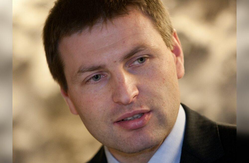 Hanno Pevkur soovib töö kõrvalt laste jaoks rohkem aega