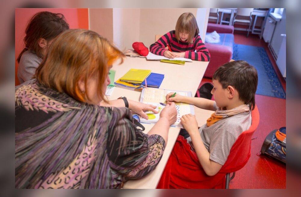 Peeteli laste Päevakeskus