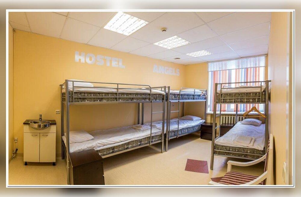 Raplas avas uksed hostel