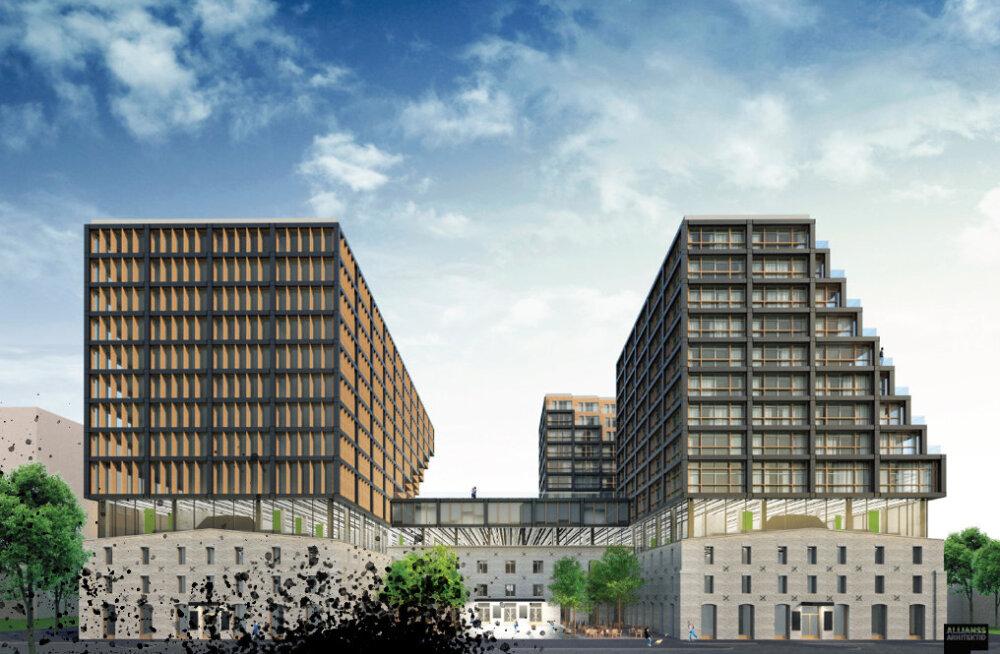 В ФОКУСЕ │ Смотрите и выбирайте, каким станет центр Ülemiste City. Ваш голос может стать решающим!