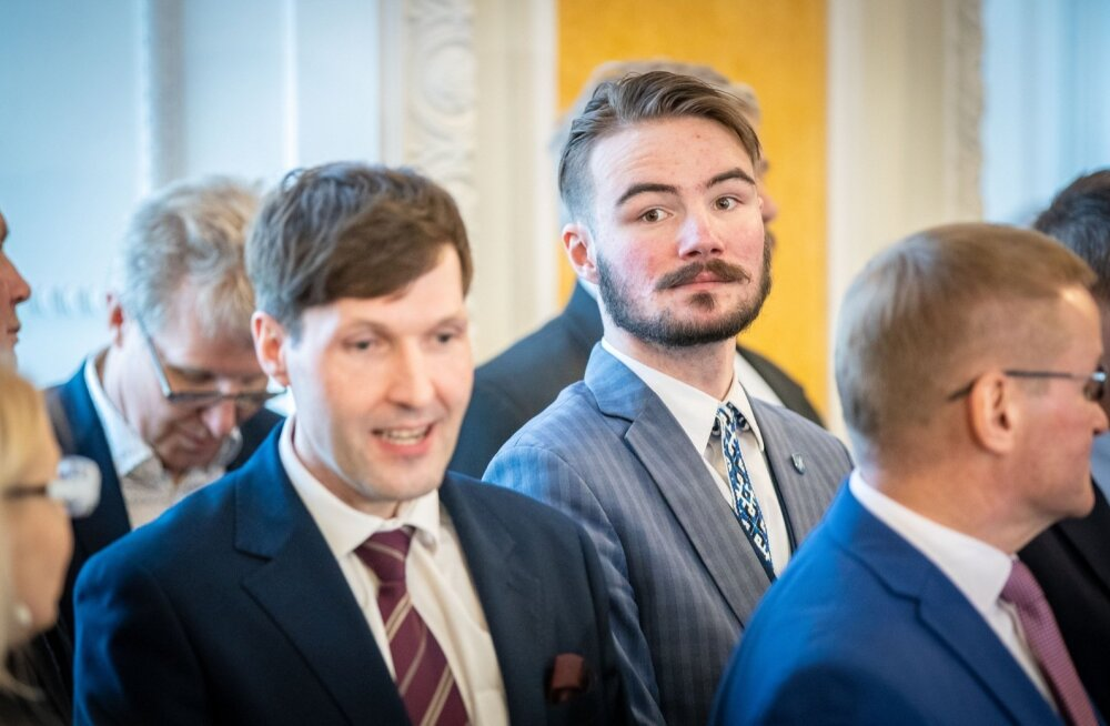 Ruuben Kaalep ja Martin Helme.