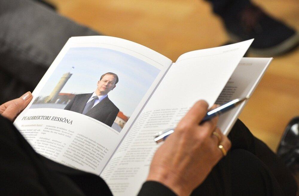 Iga-aastane kapo ülevaade on ühiskonnale Eesti Vabariigi vaenlaste     tundmaõppimiseks asendamatu käsiraamat.