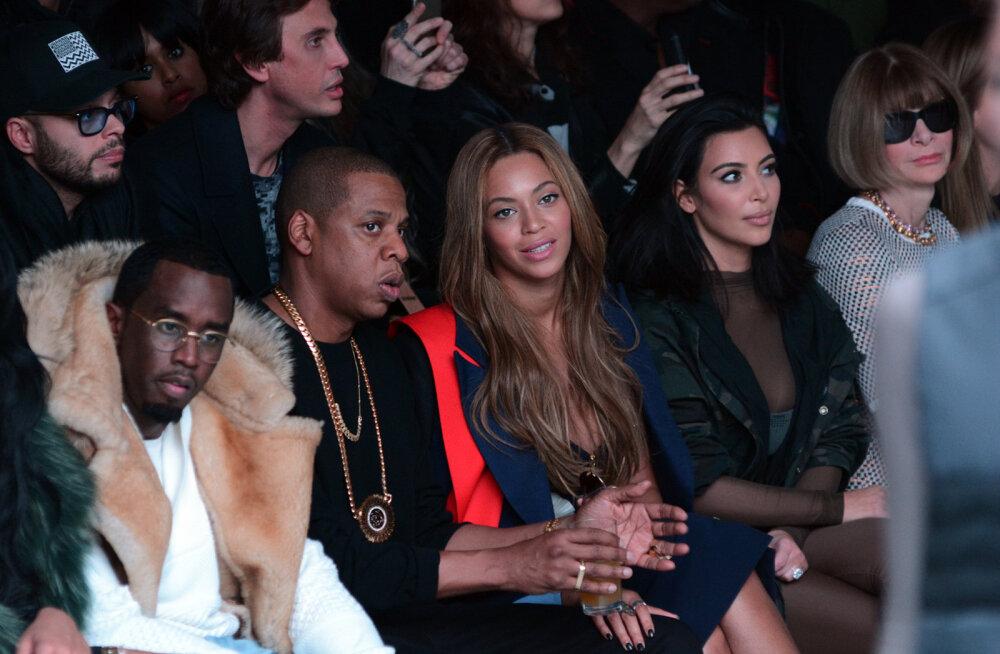 Kanye Westi kaasa lõi vanade sõprade vahele kiilu: Beyoncéle pole Kim Kardashian kunagi meeldinud