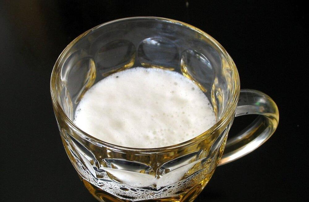 """""""Munavalget"""" tehakse nüüd ka õllest"""