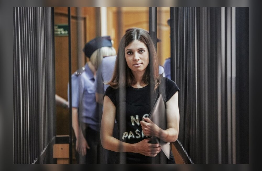 Pussy Rioti liige kuulutas tapmisähvarduse tõttu vanglas välja näljastreigi