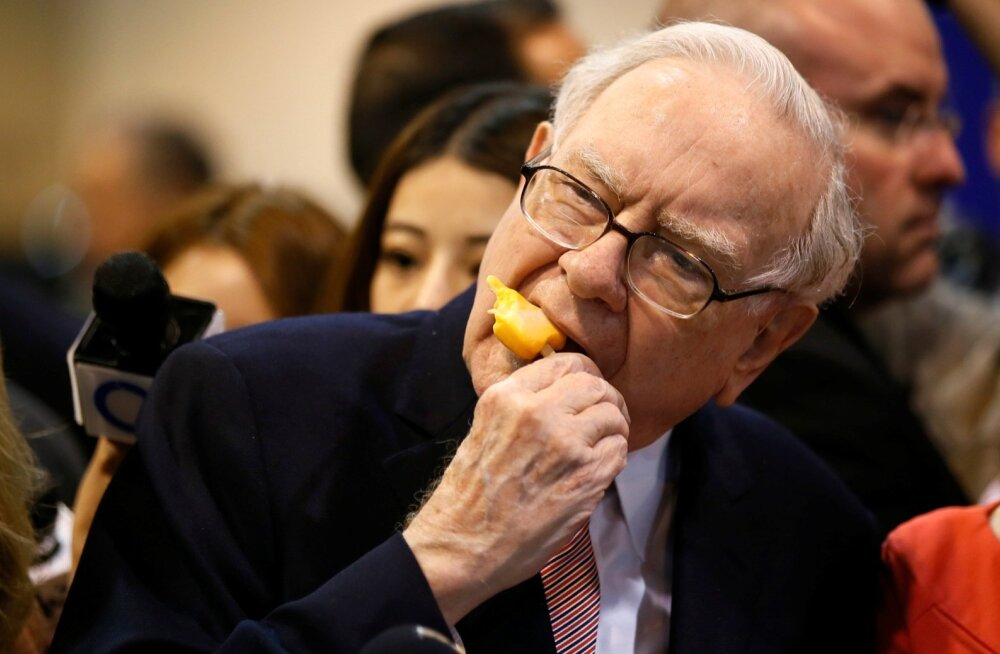 BERKSHIRE-BUFFETT/