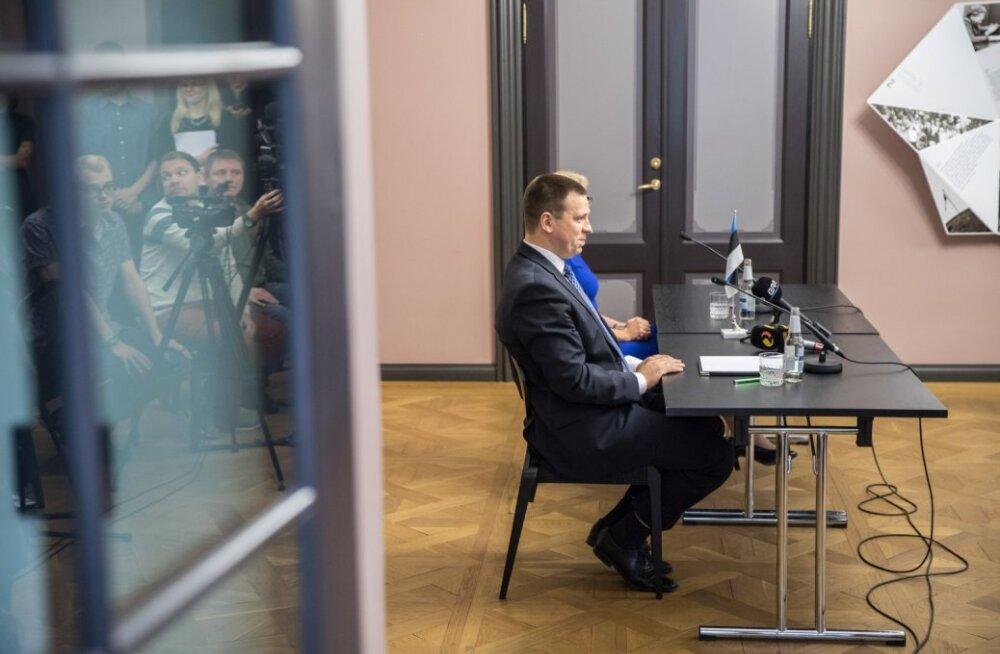 Esimene piirkond tegi otsuse: Keskerakonna nõmmekad esitavad esimehe kandidaadiks Jüri Ratase