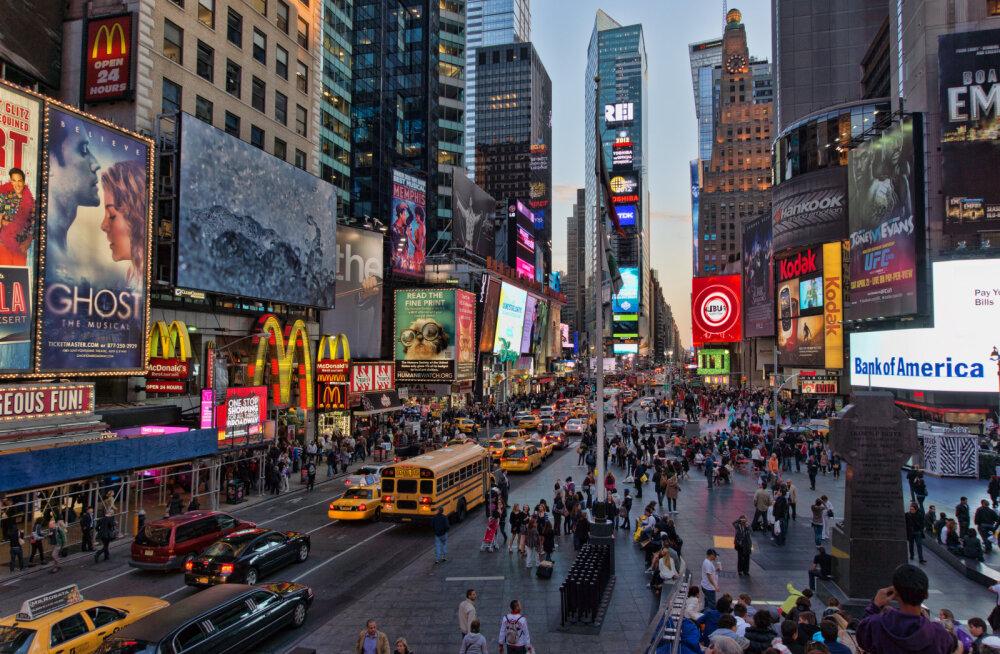 15 kõige ohtlikumat sihtkohta, kus võidakse turistide mobiilidesse sisse häkkida