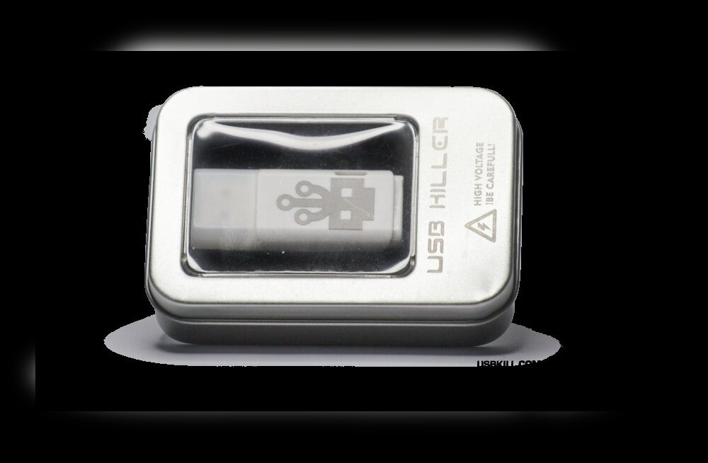 Ära seda kodus proovi: USB Killeri uus mudel on poole võimsam!