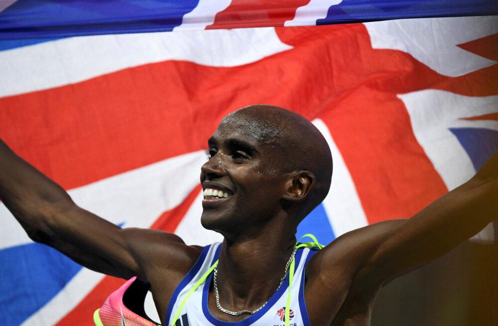 Jooksustaar Mo Farah valetas dopinguametnikele kahtlaste süstide kohta