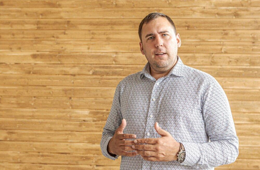 Greencube'i omanik Henri Bekmann tahab säilitada kliendisuhete personaalsuse.