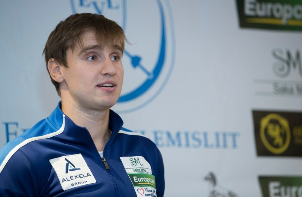Eesti vehklemiskoondise uus peatreener Nikolai Novosjolov