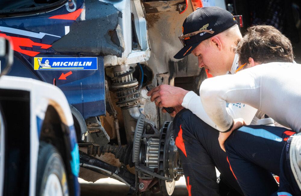 Thierry Neuville: Tänak võis Toyotast lahkuda seal valitsenud õhkkonna tõttu