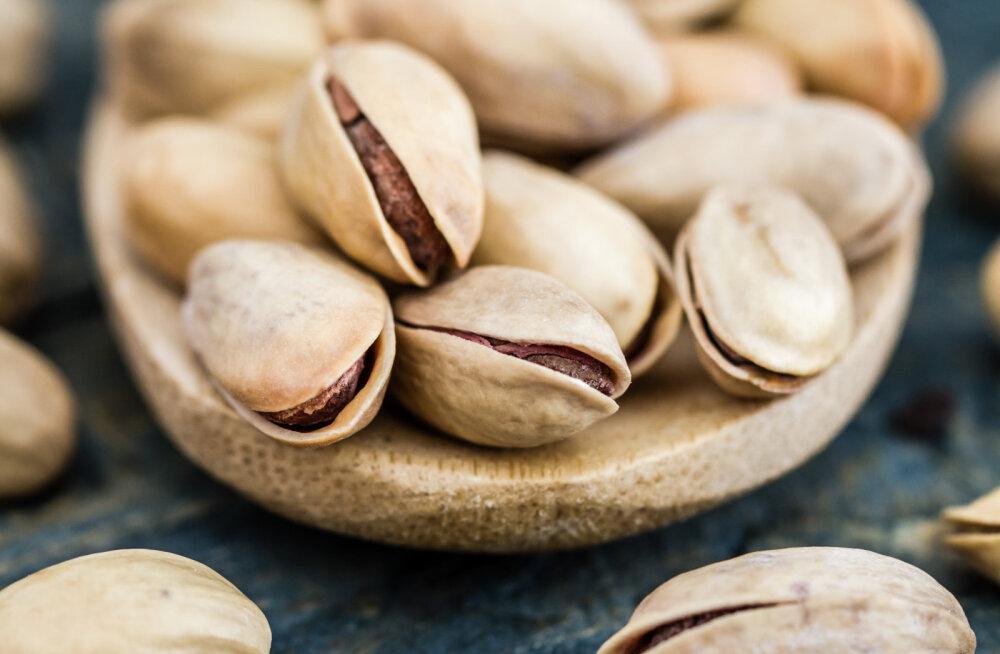 Erinevate pähklite kasu ja kahju