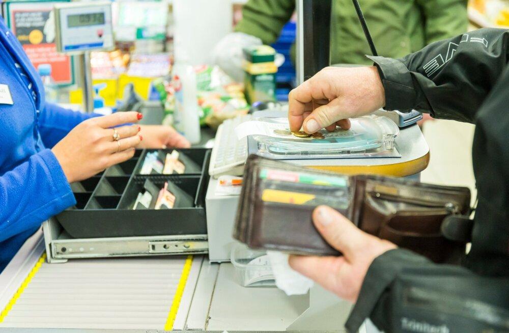 Падение цен в Эстонии стало одним из самых быстрых в зоне евро