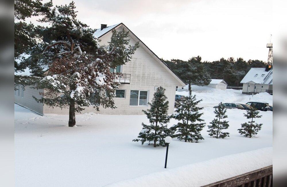 FOTOD: Vaata maja, kus kapo Savisaarega vestles