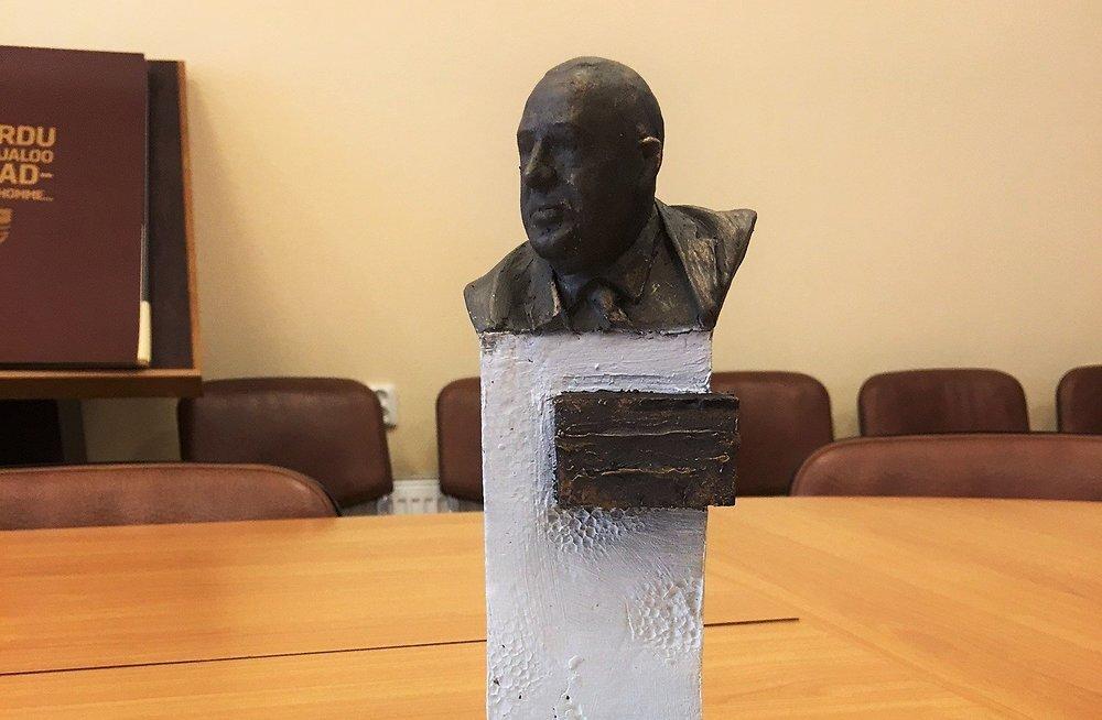 В Маарду торжественно откроют памятник Георгию Быстрову