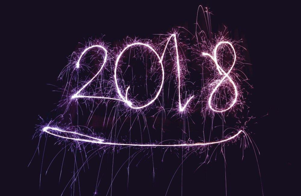 TOP 8 UUSAASTALUBADUSED | Vaata, milliste lubadustega on kõige parem minna järgmisesse aastasse ja mis loovad hea meeleolu