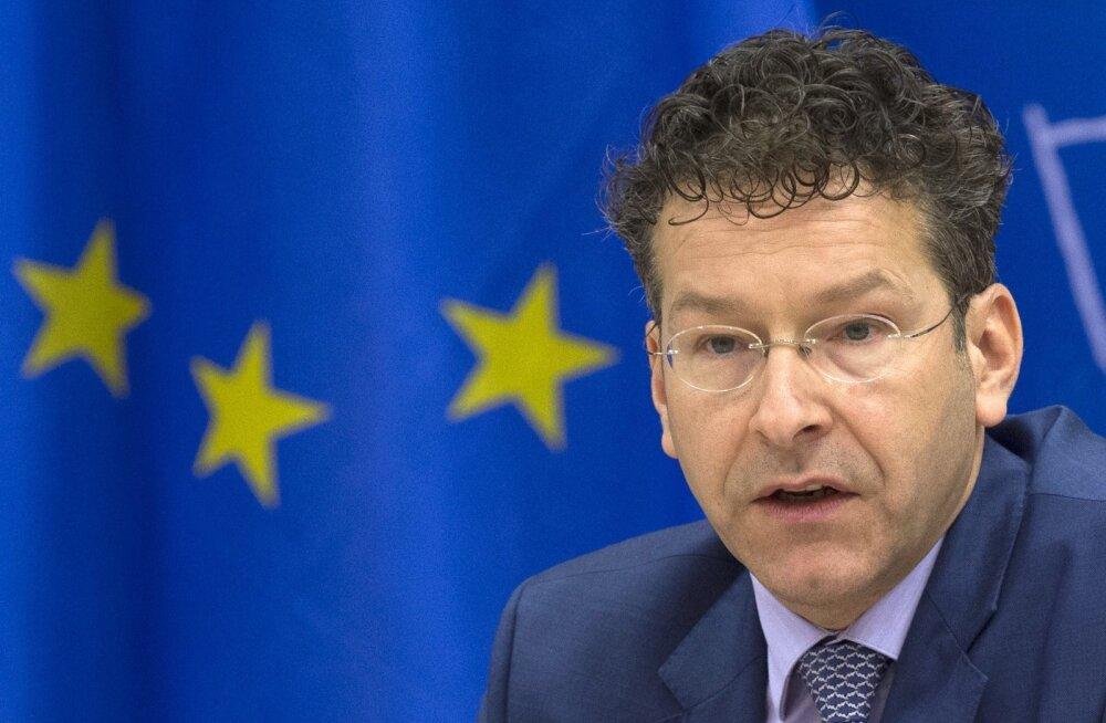 BELGIUM-GREECE-POLITICS-ECONOMY-EU-DIJSSELBLOEM