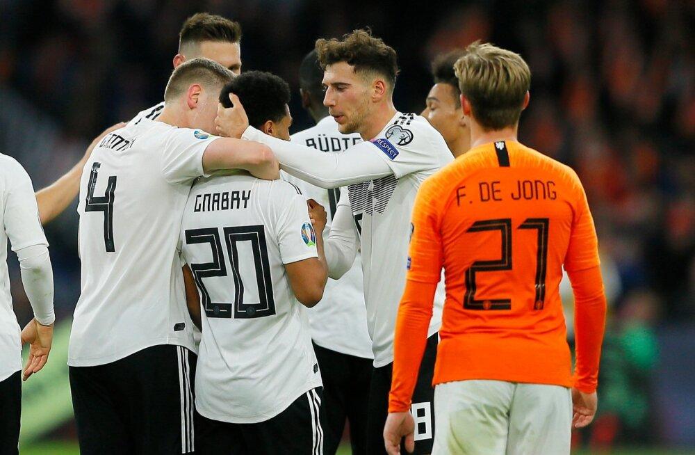 Hollandi vs Saksamaa